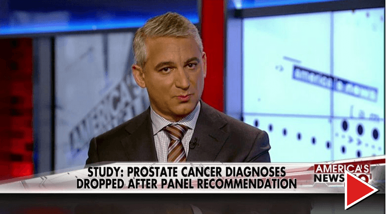 Dr. Samadi: New Study on Prostate Cancer Is Alarming for Men