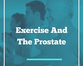 Exercise And The Prostate