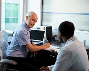 Prostate cancer in black men